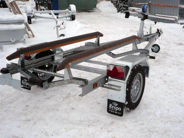 Фото прицепа для перевозки гидроциклов Респо V40T